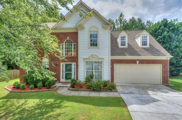 2821 Yorkview Court, Charlotte, NC 28270 (#3528713) :: Besecker Homes Team