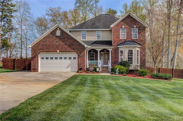 1348 Greenheather Drive, Salisbury, NC 28147 (#3528722) :: Robert Greene Real Estate, Inc.