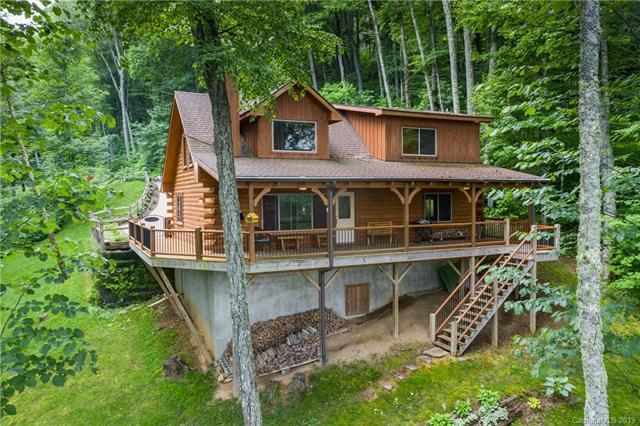 332 Gadohi Trail, Maggie Valley, NC 28751 (#3528731) :: Francis Real Estate