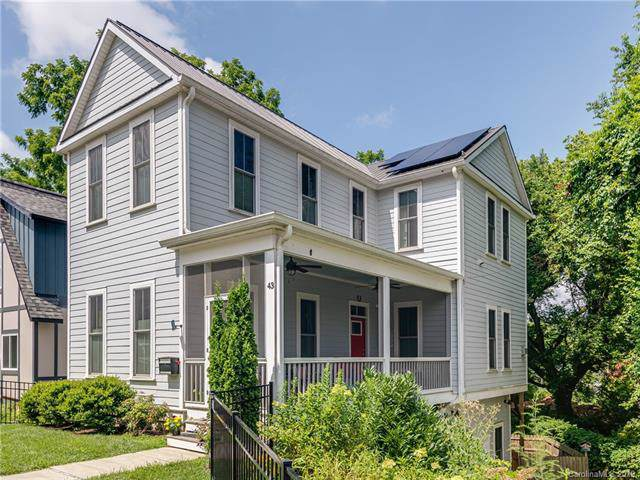 43 Mount Clare Avenue, Asheville, NC 28801 (#3528741) :: The Ramsey Group