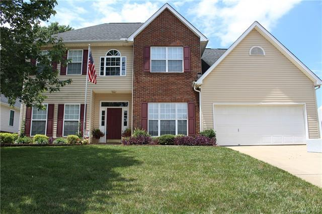 4811 Covington Drive NW, Concord, NC 28027 (#3528742) :: High Performance Real Estate Advisors