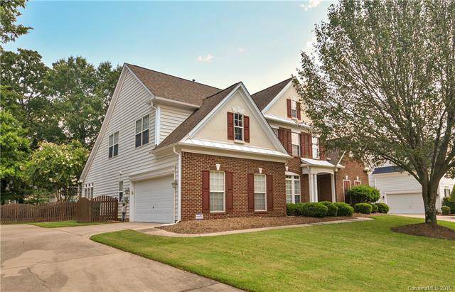 10737 Knight Castle Drive, Charlotte, NC 28277 (#3528768) :: Stephen Cooley Real Estate Group