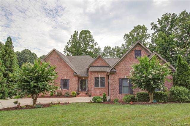 2234 Metcalf Drive, Sherrills Ford, NC 28673 (#3528774) :: Keller Williams South Park