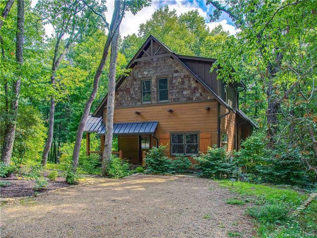 475 Thunder Mountain Road, Hendersonville, NC 28792 (#3528813) :: Rinehart Realty