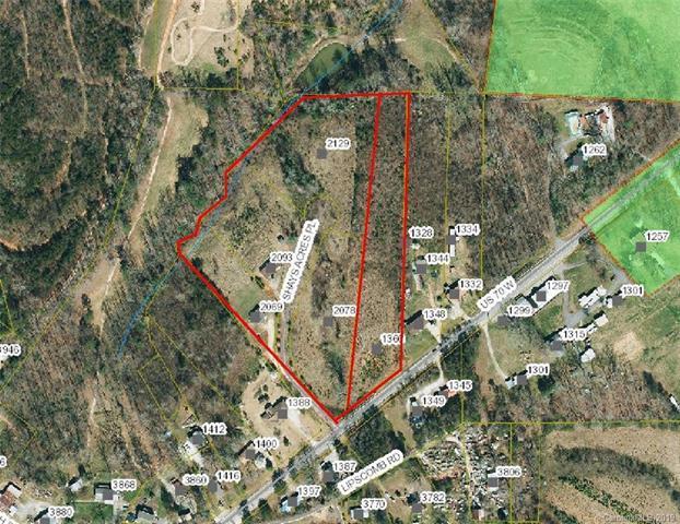 2069 Shays Acres Place Lots 1-4, Morganton, NC 28655 (#3528830) :: Rinehart Realty