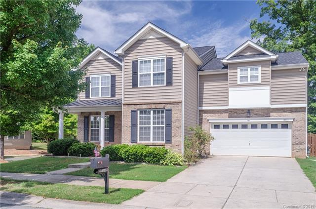 14713 Lyon Hill Lane, Huntersville, NC 28078 (#3528833) :: Carolina Real Estate Experts