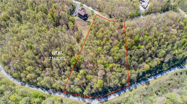 Lot 7 Feather Falls Trail, Black Mountain, NC 28711 (#3528863) :: Keller Williams Professionals