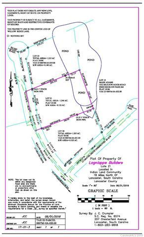 1056 Willow Ridge Lane #21, Lancaster, SC 29720 (#3528868) :: Rinehart Realty