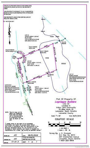 1062 Willow Ridge Lane, Indian Land, SC 29707 (#3528871) :: Rinehart Realty