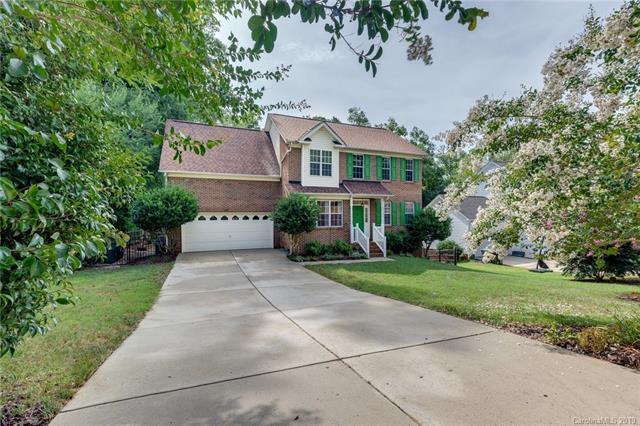 4207 Kiser Woods Drive, Concord, NC 28025 (#3528876) :: Homes Charlotte