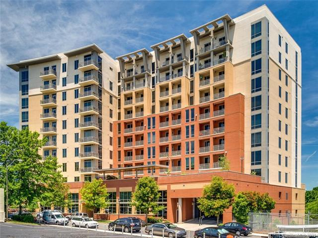 701 Royal Court #802, Charlotte, NC 28202 (#3528882) :: High Performance Real Estate Advisors