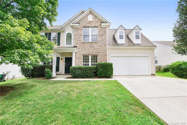 10004 Spring Park Drive, Charlotte, NC 28269 (#3528887) :: LePage Johnson Realty Group, LLC