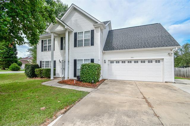 2901 Barbee Court, Monroe, NC 28110 (#3528919) :: Homes Charlotte