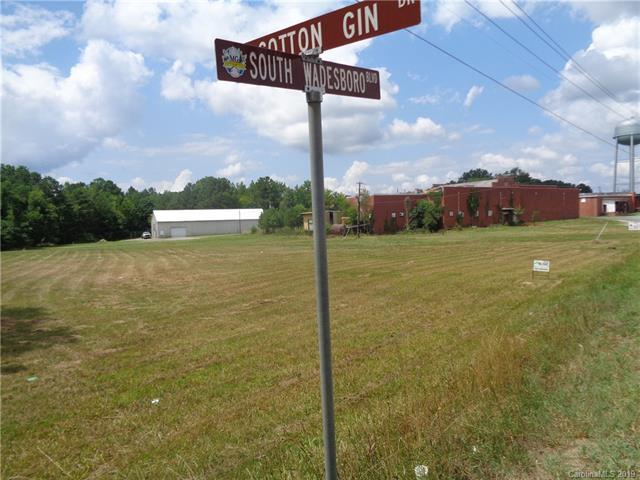 0 S Wadesboro Boulevard, Mount Gilead, NC 27306 (#3528972) :: Besecker Homes Team