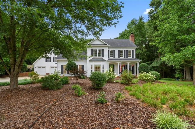 16522 Whispering Oaks Lane, Charlotte, NC 28273 (#3529006) :: LePage Johnson Realty Group, LLC