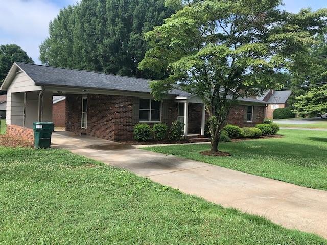 203 E J Street, Newton, NC 28658 (#3529027) :: Francis Real Estate