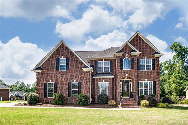 5508 Tillery Lane, Gastonia, NC 28056 (#3529090) :: High Performance Real Estate Advisors