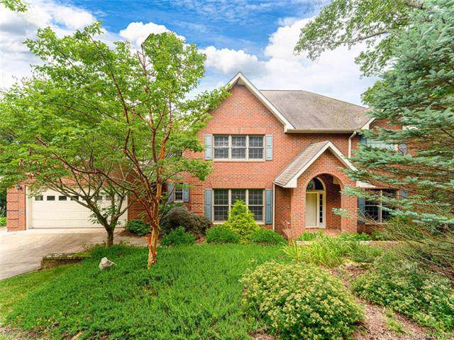 1 Emmett Hollar, Fairview, NC 28730 (#3529110) :: Chantel Ray Real Estate