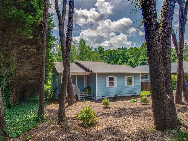 2 Wilson Creek Drive, Asheville, NC 28803 (#3529130) :: Rinehart Realty