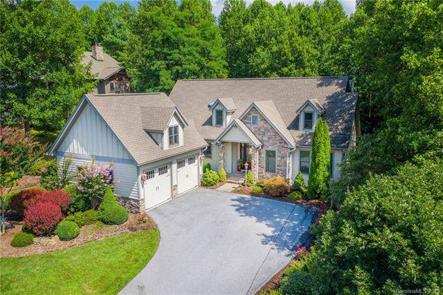 471 Pinnacle Peak Lane, Flat Rock, NC 28731 (#3529253) :: Caulder Realty and Land Co.