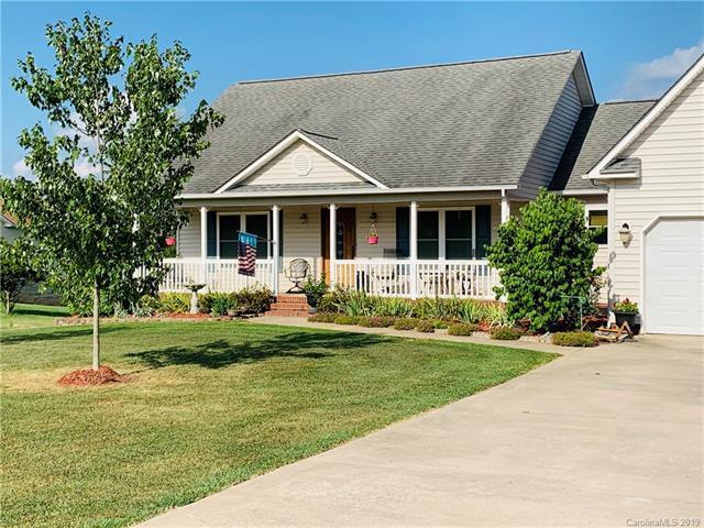 1110 Forest Oaks Drive, Salisbury, NC 28146 (#3529339) :: Scarlett Real Estate