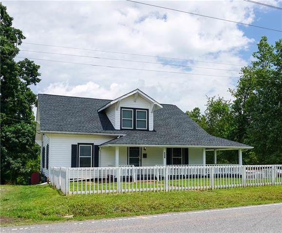 224 South Main Street, Granite Falls, NC 28630 (#3529384) :: Besecker Homes Team