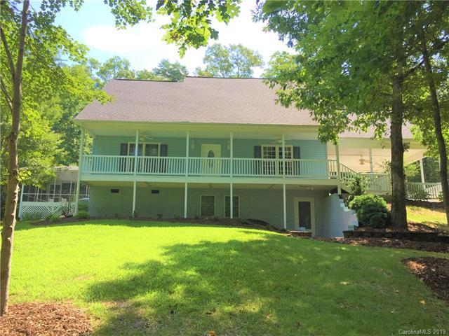 116 Rosewood Lane, Rutherfordton, NC 28139 (#3529385) :: The Andy Bovender Team