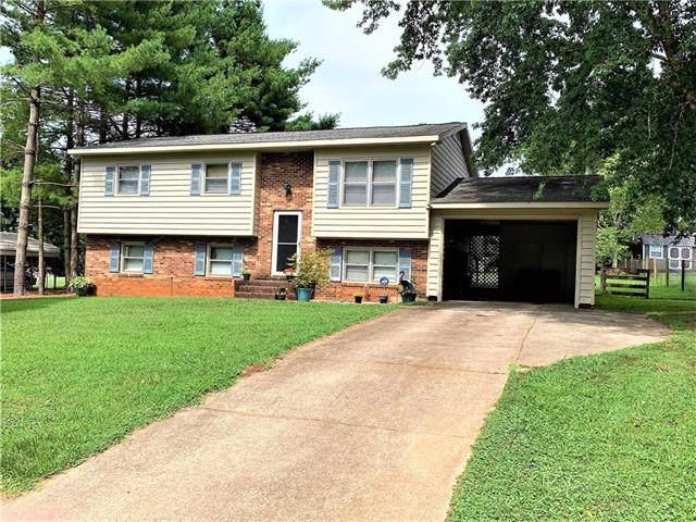 2164 Chatham Street, Newton, NC 28658 (#3529413) :: LePage Johnson Realty Group, LLC
