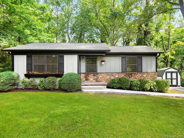 24 Melton Drive, Asheville, NC 28805 (#3529425) :: Stephen Cooley Real Estate Group