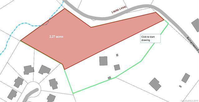 14800 Birnamwood Lane, Charlotte, NC 28278 (#3529438) :: Besecker Homes Team