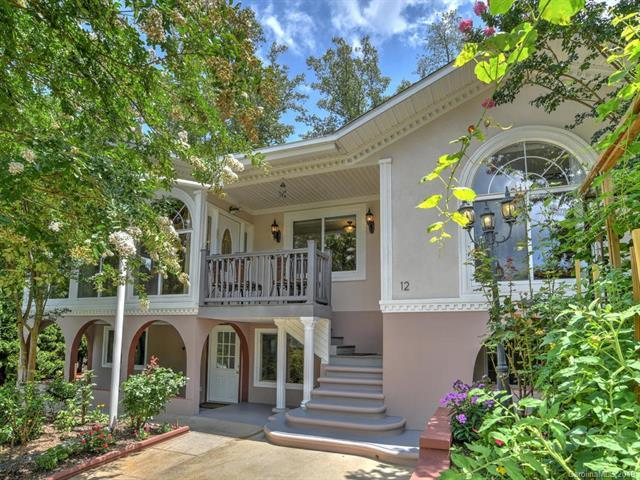 12 Peeler Drive, Asheville, NC 28803 (#3529448) :: Rowena Patton's All-Star Powerhouse