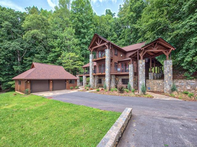 250 High Ridge Road, Waynesville, NC 28786 (#3529458) :: LePage Johnson Realty Group, LLC