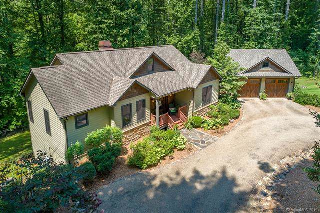 155 Mountain Brook Trail, Brevard, NC 28712 (#3529472) :: Exit Realty Vistas