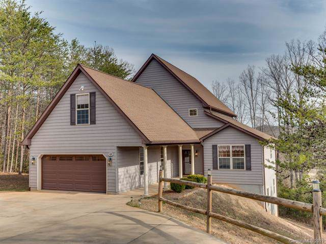 185 Knoll Court, Lake Lure, NC 28746 (#3529488) :: LePage Johnson Realty Group, LLC