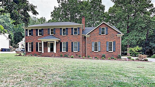 9900 Vixen Lane, Huntersville, NC 28078 (#3529490) :: Carolina Real Estate Experts