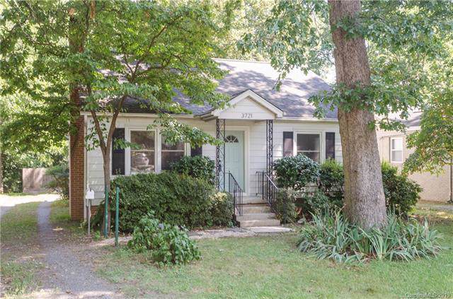 3721 Oakwood Avenue, Charlotte, NC 28205 (#3529498) :: Scarlett Real Estate