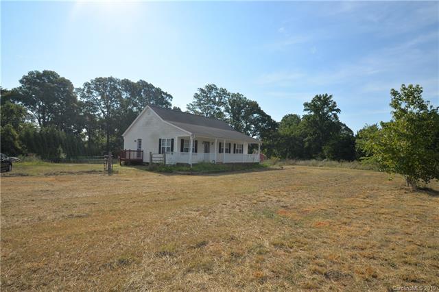 5707 Old Pageland Marshville Road, Monroe, NC 28112 (#3529501) :: Besecker Homes Team