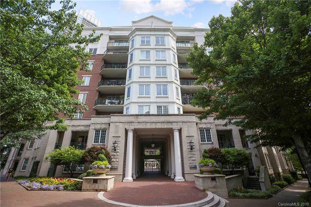 300 5th Street #439, Charlotte, NC 28202 (#3529525) :: High Performance Real Estate Advisors