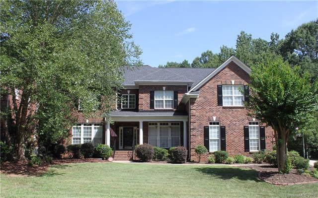 8607 Mossington Lane #54, Waxhaw, NC 28173 (#3529531) :: Charlotte Home Experts