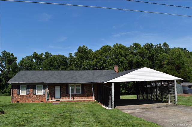 180 Tarlton Road, Statesville, NC 28625 (#3529543) :: Rinehart Realty