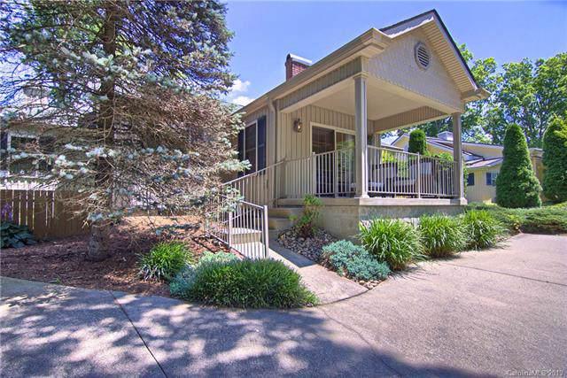 916 Sylvan Boulevard, Hendersonville, NC 28791 (#3529545) :: Carlyle Properties