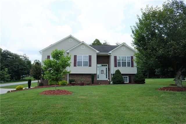 157 Deer Creek Drive, Hudson, NC 28638 (#3529556) :: Besecker Homes Team