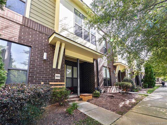 3409 Spencer Street, Charlotte, NC 28205 (#3529582) :: Miller Realty Group
