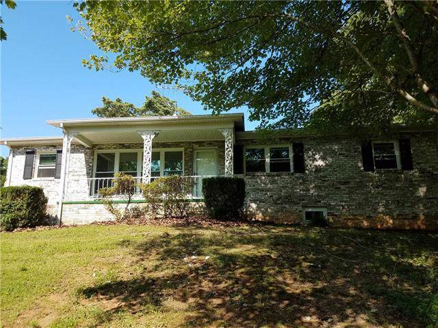 129 Isaacs Place SW, Lenoir, NC 28645 (#3529589) :: Miller Realty Group