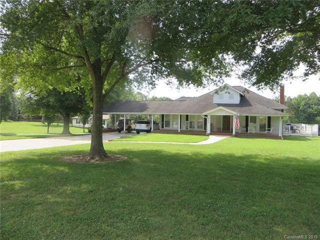 204 Hephzibah Church Road, Crouse, NC 28033 (#3529607) :: Francis Real Estate