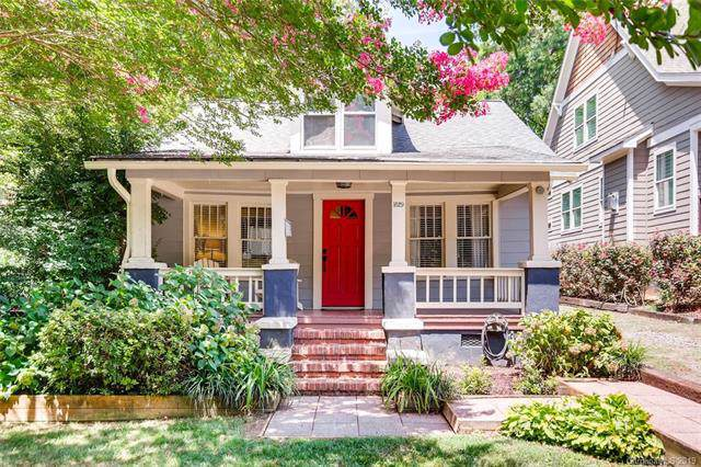 1829 Fulton Avenue, Charlotte, NC 28205 (#3529658) :: MartinGroup Properties