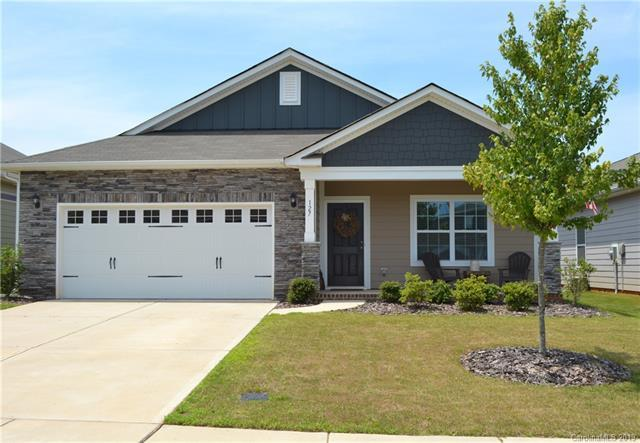 127 Willow Valley Drive #56, Mooresville, NC 28115 (MLS #3529695) :: RE/MAX Impact Realty