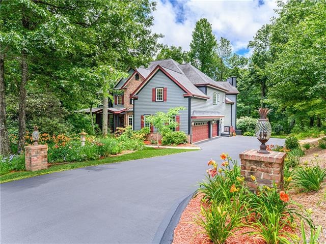 144 Pinnacle Peak Lane, Flat Rock, NC 28731 (#3529699) :: Stephen Cooley Real Estate Group