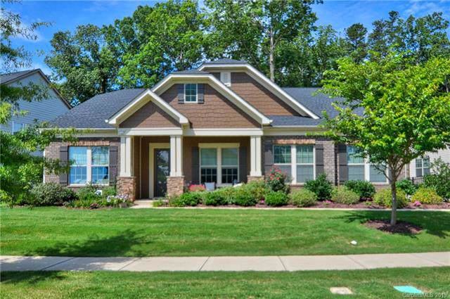 7724 Coalcliff Drive, Huntersville, NC 28078 (#3529714) :: Francis Real Estate