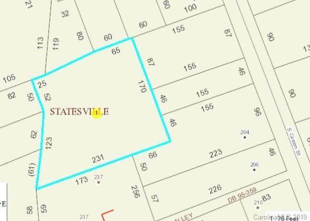 n/a S Tradd Street, Statesville, NC 28677 (#3529824) :: Mossy Oak Properties Land and Luxury